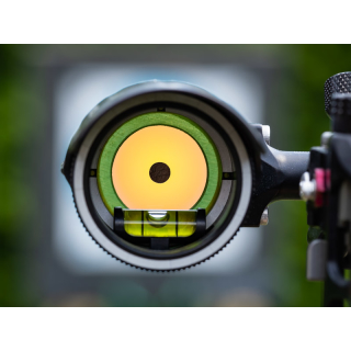 Scope aperture reducer for different scopes